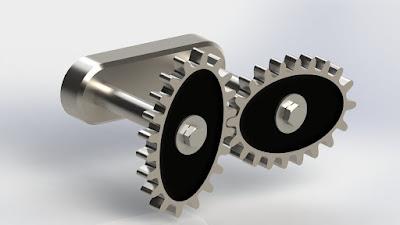 Elliptical Gears