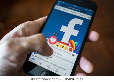 Cara menghapus riwayat pencarian facebook