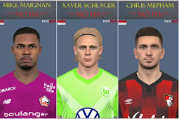 Mini Facepack Update #13/09/2020 - PES 2017
