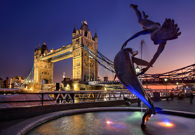 Londra il ponte