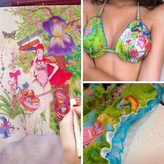 Print.Handmade.Bikini.Paper.to.Fabric