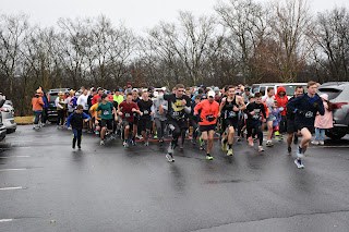 And they're off! (Scott Mason photo)