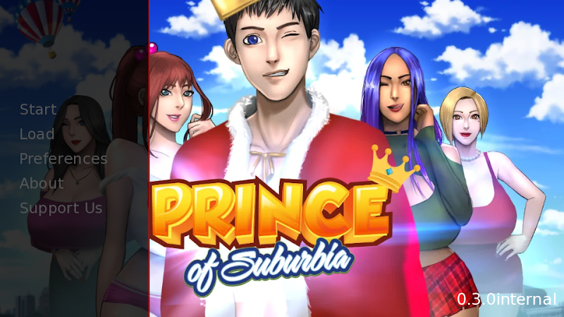 Prince of Suburbia APK v0.4 Android Port Adult Game Download