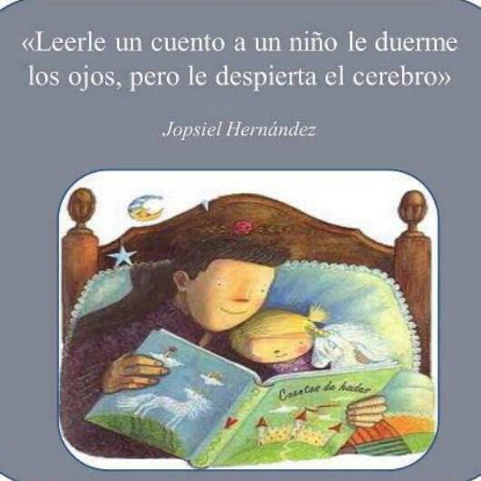 Meme sobre lectura de Jopsiel Hernández