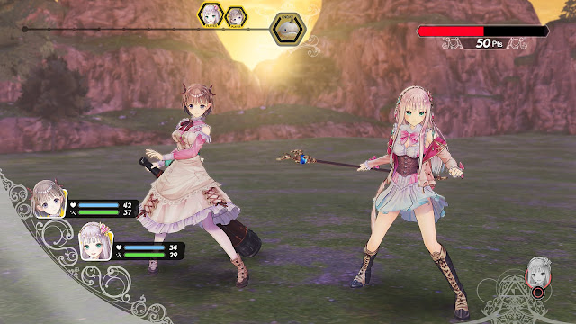 Atelier Lulua: The Scion of Arland New Six-Sub Characters and Battle System Revealed