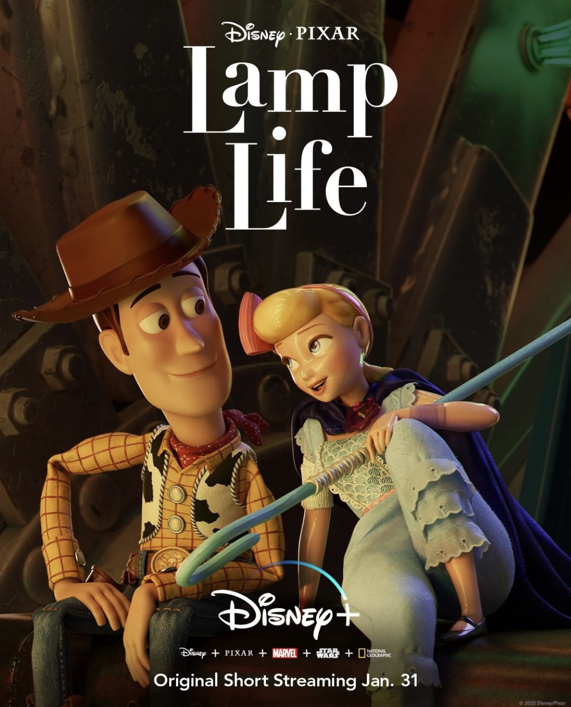 Lamp Life 2020 - Poster
