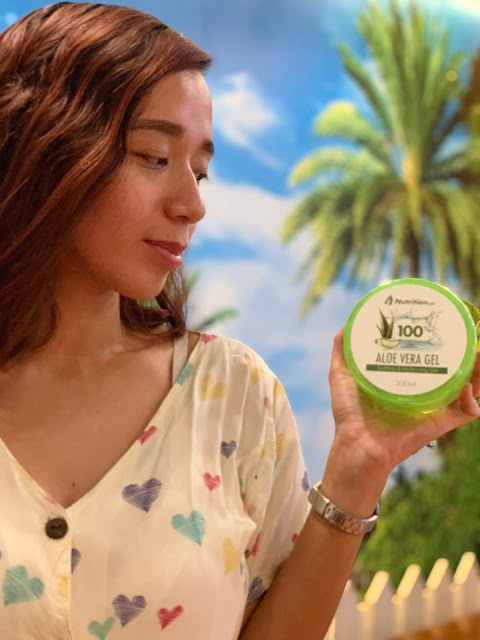 This Aloe Vera Gel Completes Every Girl's Skincare Routine
