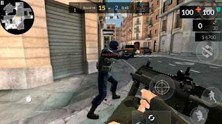لعبة الحرب والقتال  تحميل لعبة CRITICAL OPS مهكرة للاندرويد اخر اصدار (APK+OBB )
