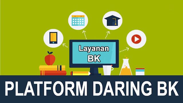 Platform daring Bimbingan dan Konseling