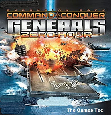 Command and Conquer Generals Zero Hour PC Game Download