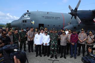 Panglima TNI : Latihan PPRC Tingkatkan Profesionalitas Prajurit