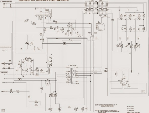 Panasonic Crt Tv Circuit Diagram Model Circuit - Home Wiring DiagramHome Wiring Diagram