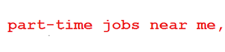 part-time jobs near me, work from home jobs and work from home.,
