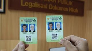 Kemenag RI Terbitkan Kartu Nikah Digital