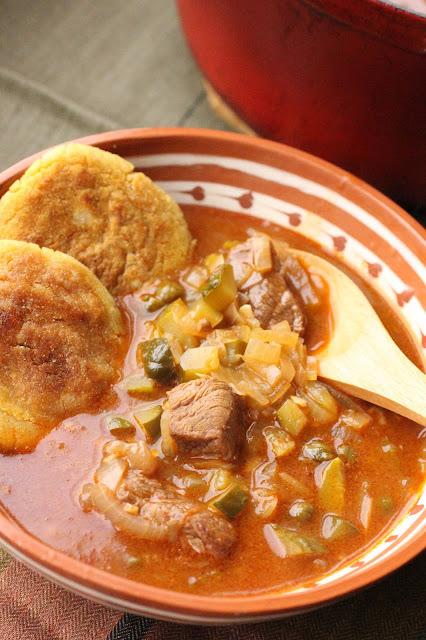 soupe russe classique boeuf cornichons