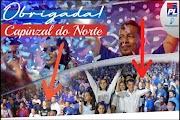 Montagem em imagem de pré-campanha faz candidata passar vergonha em Capinzal do Norte