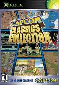 Capcom Classics Collection original xbox