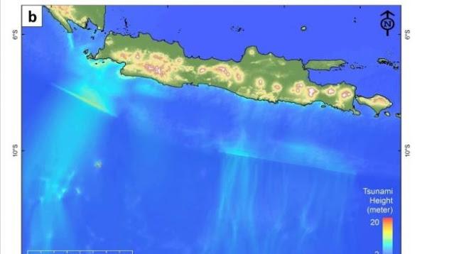 Ahli ITB Sebut Potensi Gempa dan Tsunami Selatan Jawa, Ini Kata BMKG