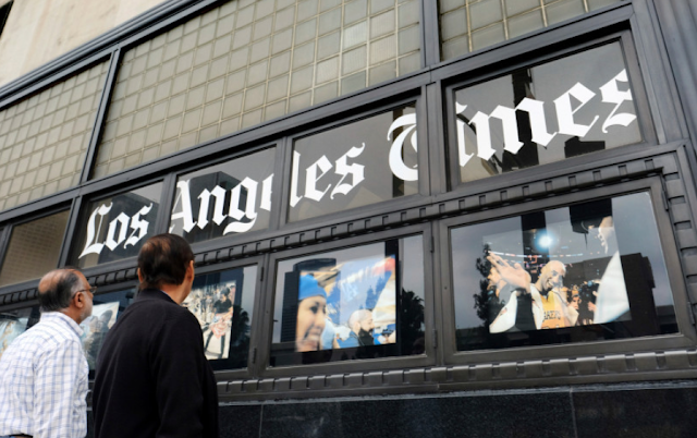 Local billionaire to take control of the LA Times Monday
