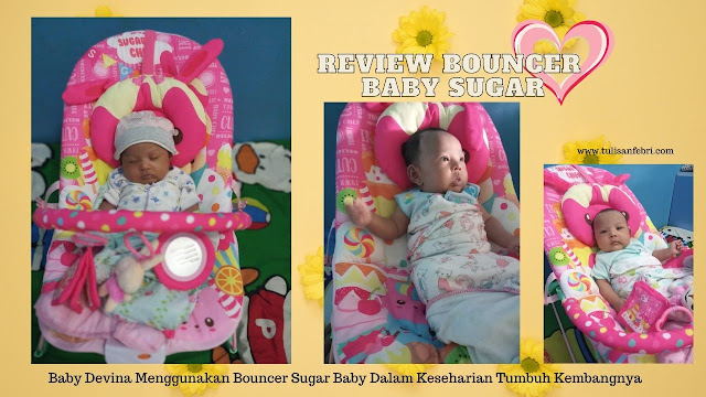 Review Bouncer Sugar Baby