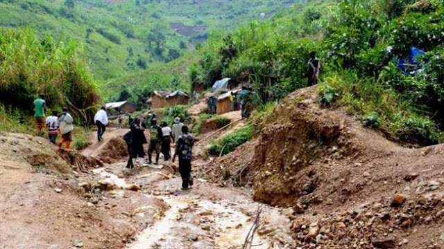 Democratic Republic of Congo landslide death toll likely to reach 200: Officials