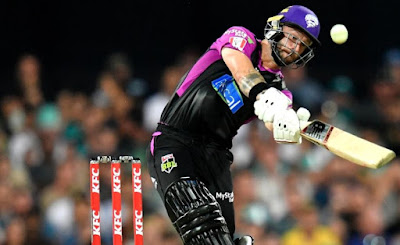 BBL 2019-20 THU vs HUR 50th T20I Match