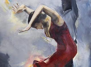 gitanilla bailando, agua viva, amor, Jesús, Juan Carlos Parra,
