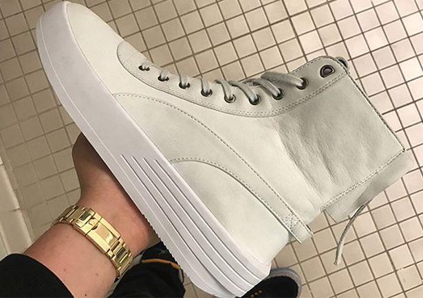 Puma Xo Shoe With Premium Leather Leaked