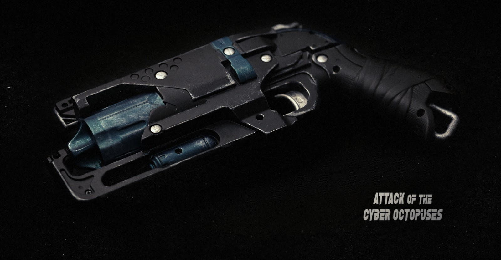attack of the cyber octopuses cyberpunk nerf custom mod