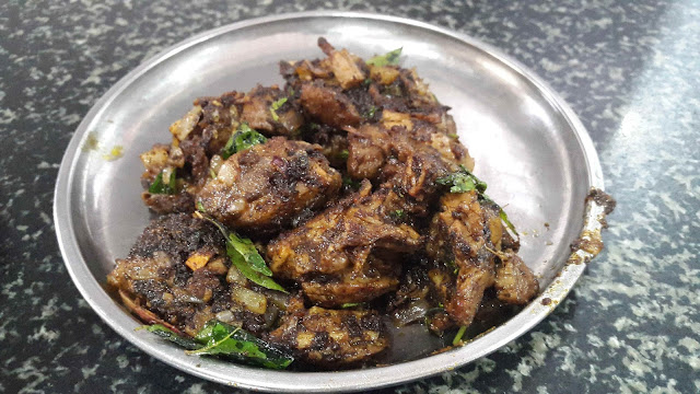 Mutton Pepper Fry at Hilal