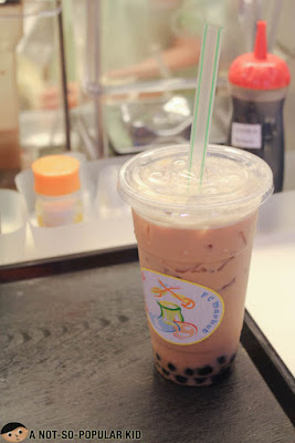 Bubble Milk Tea in Feng Chia Market