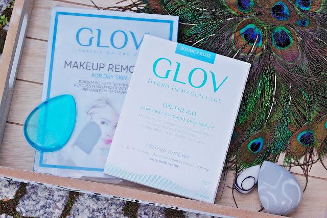 glow, silisponge, blend it!