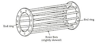 Rotor Sangkar Tupai
