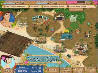 تحميل لعبة coconut queen منتجع جوز الهند للكمبيوتر