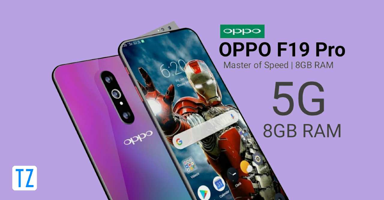 Oppo F19 Pro - Specs, Price and Reviews