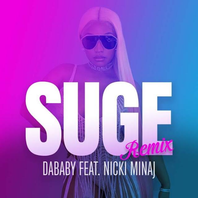 DaBaby - Suge (Remix) Feat. Nicki Minaj