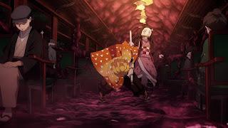 鬼滅の刃アニメ 劇場版 無限列車編   我妻善逸  雷の呼吸 Agatsuma Zenitsu CV.下野紘   Demon Slayer Mugen Train