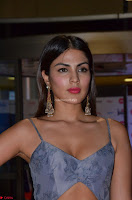 Rhea Chakraborty in a Sleeveless Deep neck Choli Dress Stunning Beauty at 64th Jio Filmfare Awards South ~  Exclusive 042.JPG