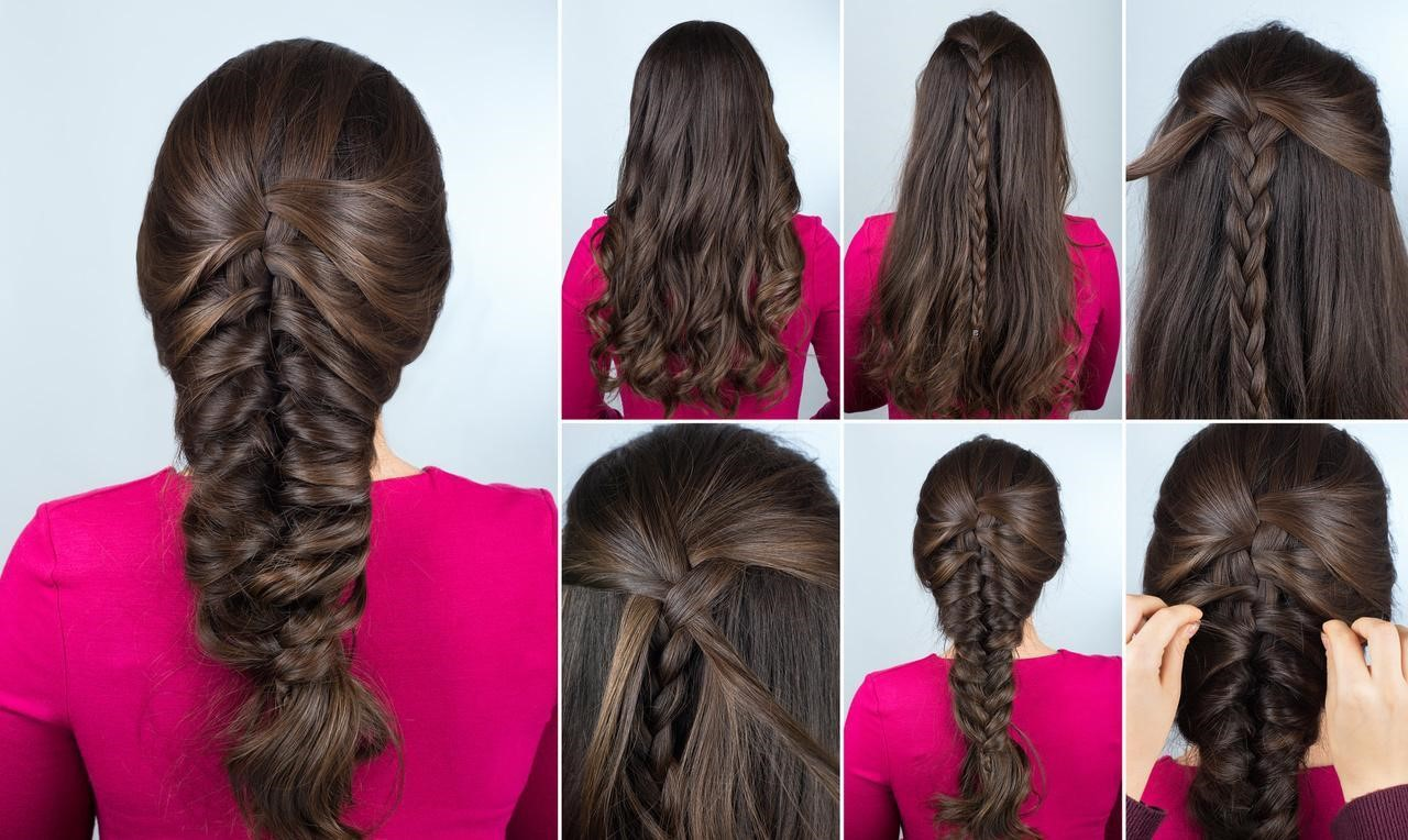 7 Daily Routine Hairstyle for Curly Hair 3