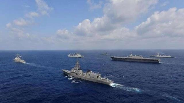 """रिपोर्ट: चीन विवादित समुद्र में """"करियर किलर"""" मिसाइल दागता है"""