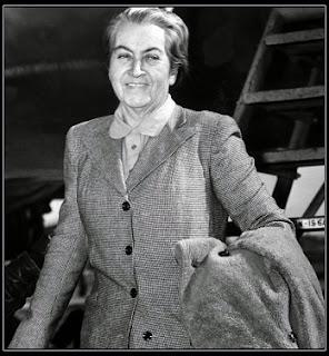 Γκαμπριέλα Μιστράλ (Gabriela Mistral 1889 - 1957)