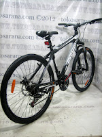 26 Inch Pacific Montero 300 21 Speed Mountain Bike