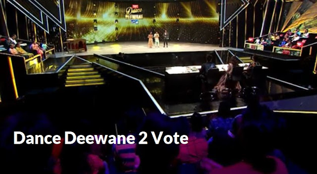 dance deewane 2 vote