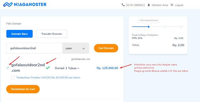 Artikel ini membantu kamu membuat toko online Ucapkan selamat tinggal pada hosting berbayar dan katakan halo pada website dot com mu Dapatkan kepercayaan calon konsumenmu melalui olshop barumu