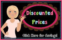 Discounted Prices on Classroom Materials