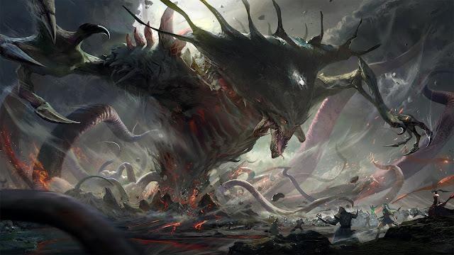 Dica de Mestre - Criaturas maiores & menores