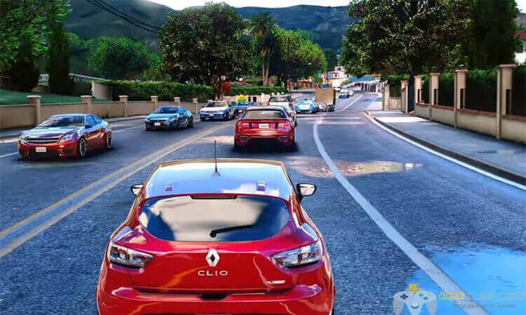 تحميل لعبة 6 GTA