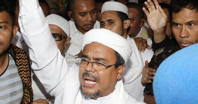 Alumni 212: Jika Diminta Umat-Ulama, Habib Rizieq Siap Maju Pilpres 2019