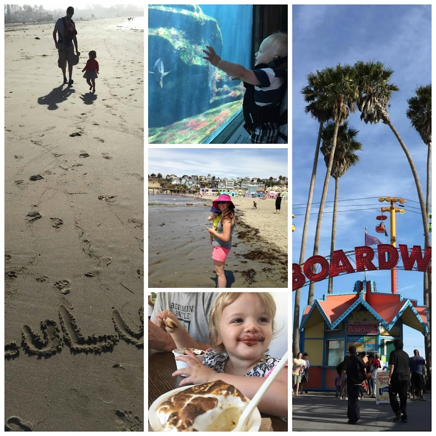 Beach Trips with the Kids!