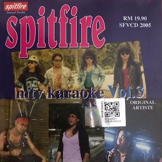 Chord Blues Indai Orang - Spitfire